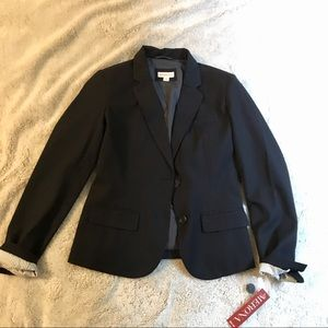 Brand new with tags navy blue blazer